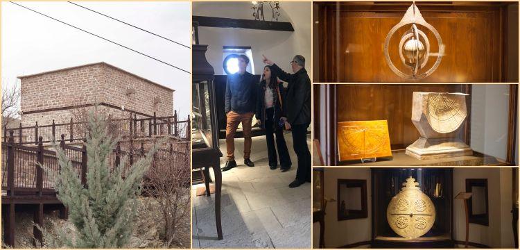 Sille Şapeli içinde Zaman Müzesi ile ziyaretçileri bekliyor