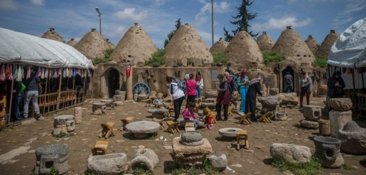 Şanlıurfa turizminde Harran'ın yeri bir başka