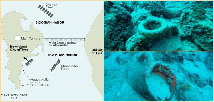 Shipwrecks who more than 2300 years may be fleet of ancient Greek