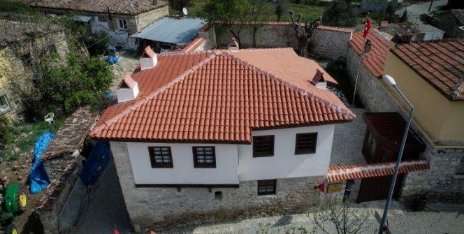 Çanakkalenin Eceabat ilçesi Bigalı köyündeki Atatürk Evi Müzesi