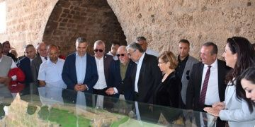 Kıbrısta restorasyonu biten Akkule Müzesi ziyarete açıldı