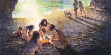 İspanyada Neandertallerin bıraktığı kamp ateşi kalıntıları incelendi