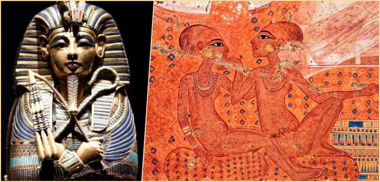 Tutankhamun'dan önce Mısır tahtında çifte kraliçe olduğu iddia edildi