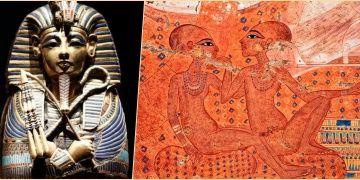 Tutankhamundan önce Mısır tahtında çifte kraliçe olduğu iddia edildi