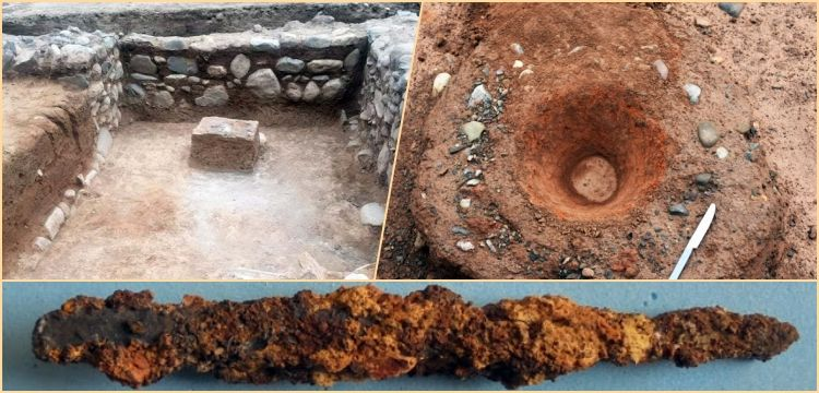 Metal workshop from Indo-Greek era discovered in Pakistan