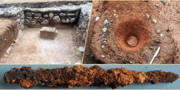 Pakistanda İndo-Greek döneminden kalma metal atölyesi bulundu