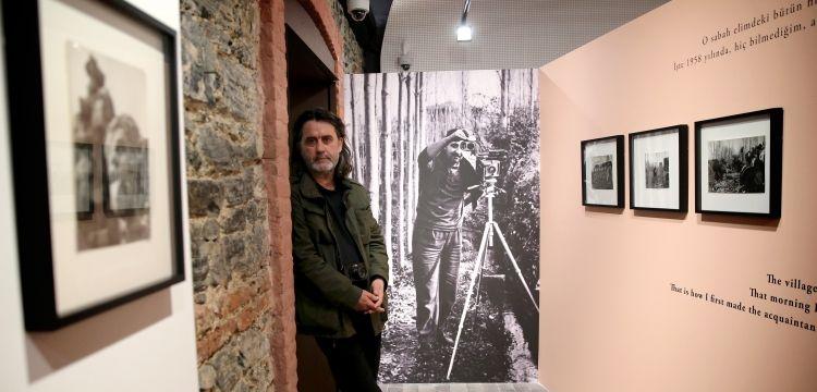 Haluk Çobanoğlu, Ara Güler'in fotoğraf dünyasına katkılarını anlattı