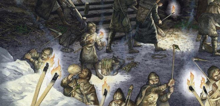 Arkeolojik bulgular binlerce yıl önce de çocuk işçiler olduğunu gösteriyor