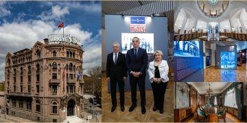 Türkiye İş Bankasının Ulus binası İktisadi Bağımsızlık Müzesi oldu