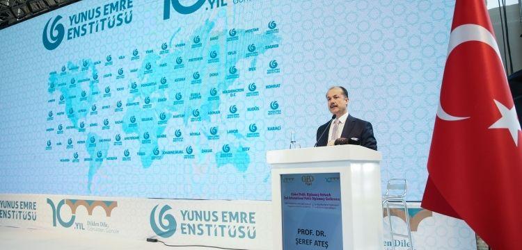 Yunus Emre Enstitüsü kuruluşunun 10. yılını kutladı