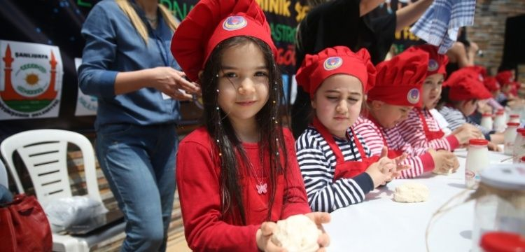 Dokuz ülkeden gelen Minik Şefler Göbeklitepe'deki festivalde buluştu