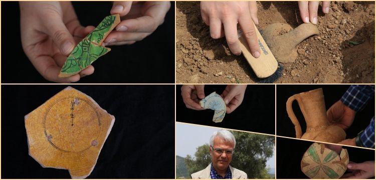 Beçin arkeoloji kazılarından çıkan seramikler önemli ipuçları veriyor