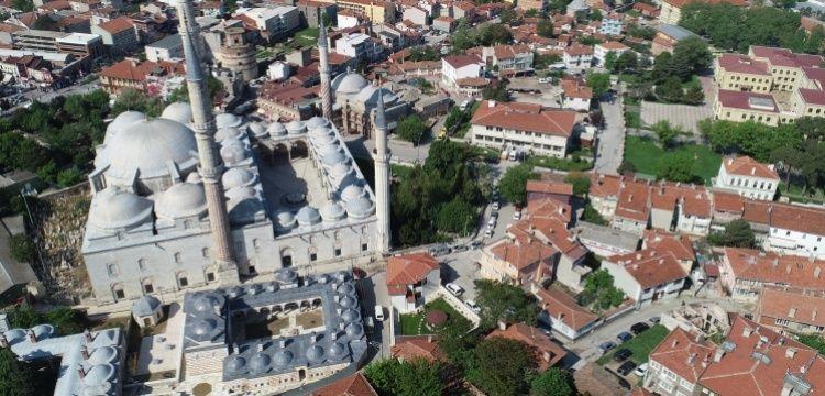 Saatli Medrese ve Enez Fatih Camisi restorasyonları sona yaklaşıyor