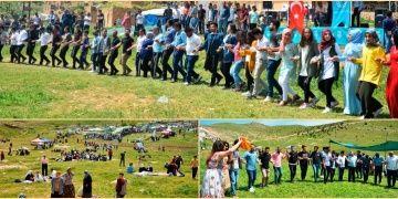 Binlerce yıllık bereket bayramı Bilali Şenlikleri Mardinlileri yine buluşturdu