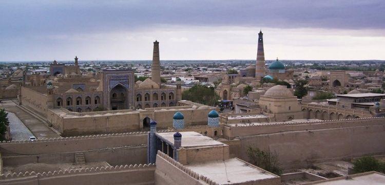Özbekistan'ın Ichan-Kala'sında giriş ücretli hale getirildi