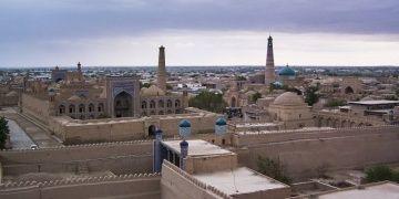Özbekistanın Ichan-Kalasında giriş ücretli hale getirildi