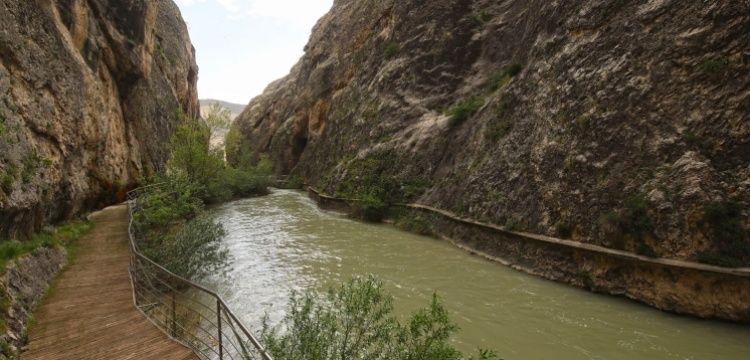 Malatya Valiliği Tohma Kanyonu'nu yeniden yürüyüşe açmak istiyor
