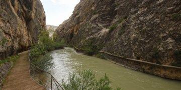 Malatya Valiliği Tohma Kanyonunu yeniden yürüyüşe açmak istiyor