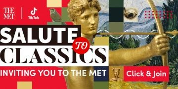 The Metropolitan Museum of Art aunches official account on TikTok