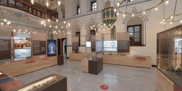 Anadolunun en eski sikkeleri Antalya Kaleiçi Müzesinde sergileniyor
