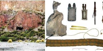 Güney Amerikalı şamanlar ayinlerde uyuşturucu kokteyli kullanmış