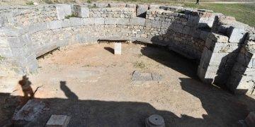 Pisidia Antiokheia Antik Kentindeki St. Paul Kilisesi günyüzüne çıkıyor