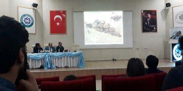 Karstaki Kazı ve Yüzey Araştırmaları paneli KAÜde gerçekleştirildi