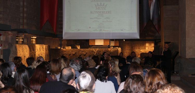 Devlet Opera ve Balesi'nin Müze Konserleri sezonu sona erdi