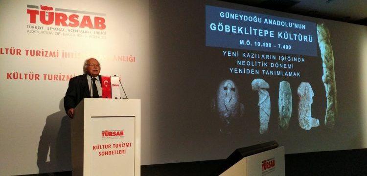 Özdoğan: Ortalıkta Göbeklitepe'yle ilgili gerçekdışı yorumlar uçuşuyor