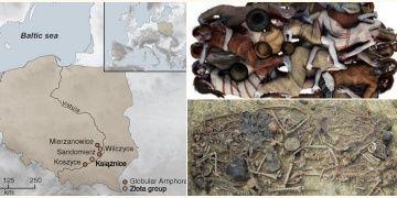 Polonyada 5 bin yıllık mezardaki kemikler aile katliamını ortaya çıkardı