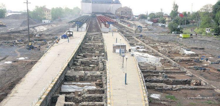 Haydarpaşa'daki arkeoloji kazılarının alanı daha da genişleyebilir