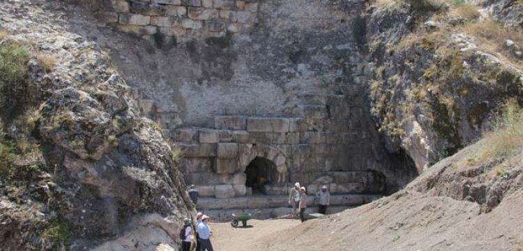 Örükaya Arkeolojik Araştırma Projesi'nde ikinci etap çalışmaları başladı