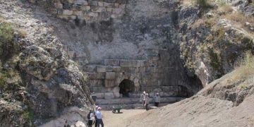 Örükaya Arkeolojik Araştırma Projesinde ikinci etap çalışmaları başladı