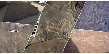 Mısırın Asvan kentinde Neolitik Çağ kaya resimleri bulundu