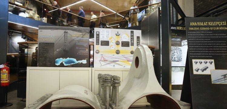 Teknoloji Müzesi'nde Japon mühendis Kishi Ryoichi'nin hatırası yaşatılıyor