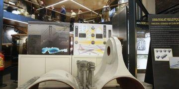Teknoloji Müzesinde Japon mühendis Kishi Ryoichinin hatırası yaşatılıyor