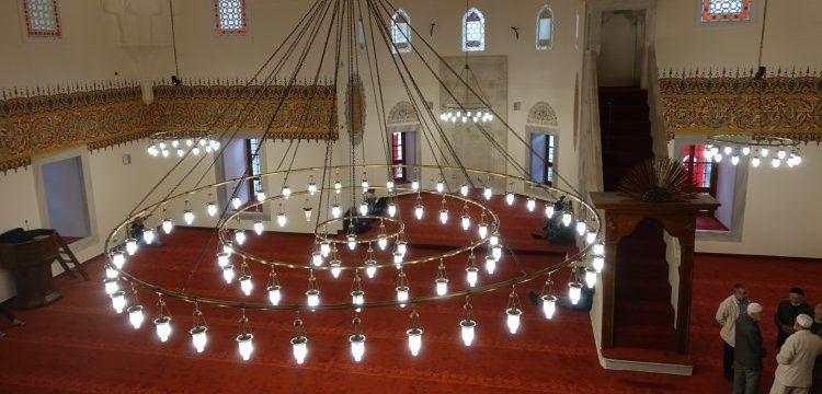 534 yıllık Davut Paşa Camisinin restorasyonu tamamlandı