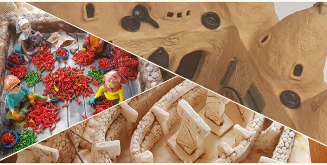 Şeker Sanatı Müzesindeki arkeolojik eserler çok şeker!