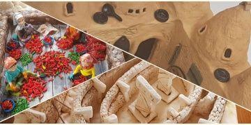 Harran Üniversitesinde Şeker Sanatı Müzesi açıldı