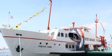 Zübeyde Hanım Müze ve Eğitim Gemisi Anneler Gününde açıldı