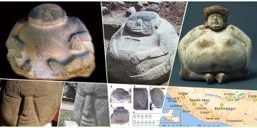 Şişman heykelleri yontan Mezoamerikalılar manyetizma biliyor olabilir