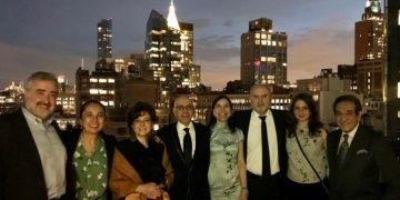 Contemporary Istanbul ekibi New Yorkta yoğun ilgi gördü