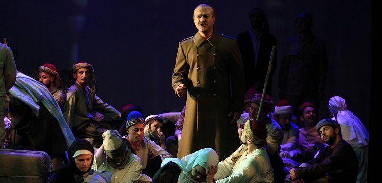 Yeniden Doğuş operasının prömiyeri 16 Mayıs'ta İstanbul'da yapılacak
