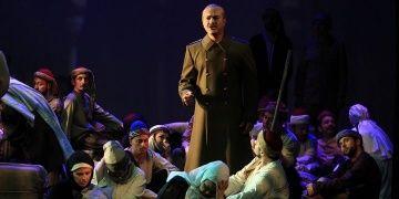 Yeniden Doğuş operasının prömiyeri 16 Mayısta İstanbulda yapılacak