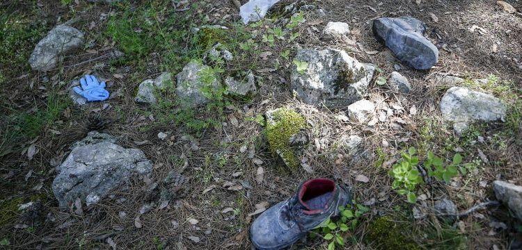 Konyaaltı'nda kaçak kazı faciası: 1 defineci öldü, 1 defineci yaralı