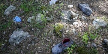 Konyaaltında kaçak kazı faciası: 1 defineci öldü, 1 defineci yaralı