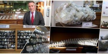 Cerrahpaşa Jeoloji Müzesinde 6 bini fosil 8 bin jeolojik olgu sergileniyor
