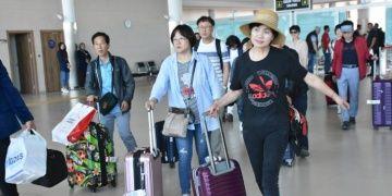 Adıyaman turizm sezonunu Güney Koreli turistlerle açtı