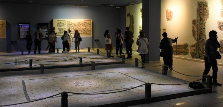 Zeugma Müze Müdürü Emine Öztürk: Ziyaretçi sayımız katlanarak artıyor