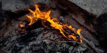 Arkeloglar 120 bin yıllık ocakta pişirilmiş bitki kalıntıları buldu